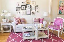 Raspberry Pink Rug Ethan Allen Rugs U0026 Carpets Ebay