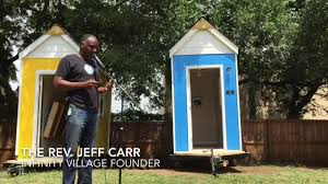 micro homes 6 micro houses for nashville homeless find permanent space