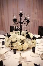 White Rose Centerpieces For Weddings by 163 Best Black U0026 White Flower Arrangements U0026 Bouquets Images On