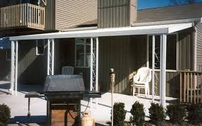 amazing patio covers metal awnings from corrugated aluminum