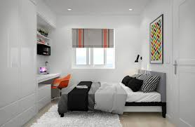 ideas to make a small room look bigger wall colour combination for