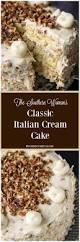 best 25 italian cream cakes ideas on pinterest italian cream
