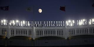 yankee stadium home run lights yankee stadium s led lighting upgrade is a home run plsn