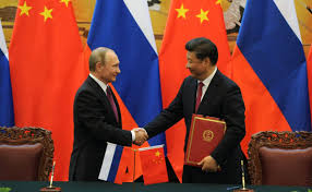 What Happens If Russia Does by A China Russia Alliance The National Interest