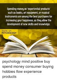 Buy All The Books Meme - spending money on experiential products such as books art