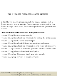 Sample Resume For Finance Manager by Dealership Finance Manager Sample Resume Resume Templates