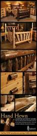 Pictures Of Log Beds by Best 25 Log Cabin Furniture Ideas On Pinterest Country Cabin