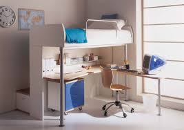 bedroom double deck bed with study table bedrooms