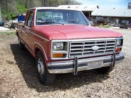 1984 ford f250 xlt 6 9l idi diesel supercab longbed 2wd auto 151k