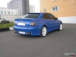 audi a4 tuner tuning audi a4 b5 cartuning best car tuning photos from all