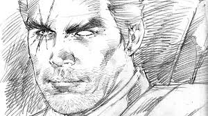 this sketch of josh brolin as cable makes us even more excited for