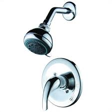Tuscany Shower Faucet Bathroom Ampersand Design Company