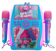 target black friday deals trolls kohl u0027s exclusive trolls karaoke machine only 50 99 kohl u0027s cash