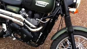 motocross bikes for sale in ontario classic british triumph 900 scrambler motorcycle for sale via ebay