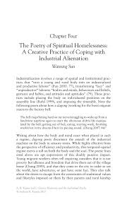 sample resume factory worker the poetry of spiritual homelessness a creative practice of inside