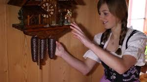How To Fix A Cuckoo Clock Unwrapping And Hanging Up Your Clock Cuckoo Clock Service Video
