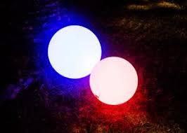 floating pool ball lights illuminated floating pool balls 4 mode optional flashing solar pool