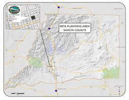 Redding California Map About Us Shasta Regional Transportation Agency Ca
