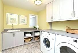 Laundry Room Base Cabinets Garage Sink Base Cabinet Image Of Laundry Sinks With Cabinet