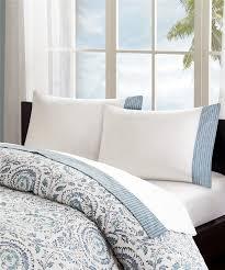 Echo Guinevere Comforter Kamala Twin Comforter Set Blue Echo Design