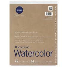 the opinionated art store strathmore skills watercolor pad 200