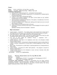 Sample Resume Usa by Sap Security Resume Sample Sap Resume Resume Cv Cover Letter Sap