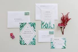 botanical wedding invitations botanical wedding invitations with