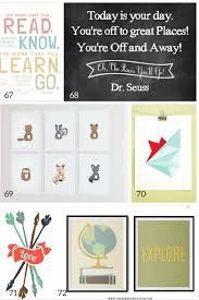 the definitive guide 100 free nursery art printables
