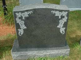 headstone designs flower and granite headstone designs purchase your headstone