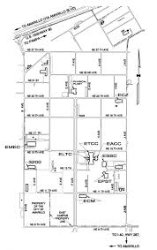 Floor Plan Abbreviations by Amarillo College Amarillo College East Campus Map