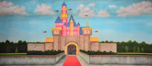 castle backdrop whimsical castle disney castle backdrop grosh