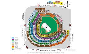 busch stadium st louis tickets schedule seating chart