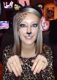 Special Halloween Costumes 25 Cheetah Costume Ideas Leopard Makeup