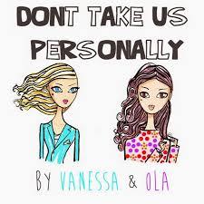 Personally Don U0027t Take Us Personally By Vanessa U0026 Ola Youtube