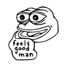 Sticker Meme - good man internet meme sticker