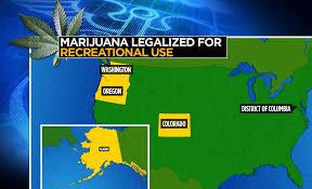 Colorado Marijuana Dispensary Map by November Marijuana Ballots Cannabis Training University