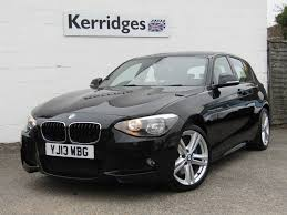 black bmw 1 series used 2013 bmw 1 series 125d m sport for sale in suffolk pistonheads