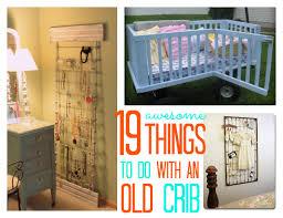 When Do You Convert A Crib To A Toddler Bed To Do With An Crib