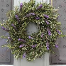 15 christmas wreath ideas lavender wreath wreaths and lavender