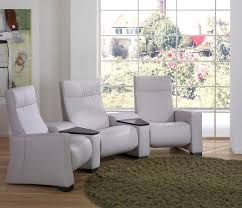 Cinema Recliner Sofa Home Cinema Recliner Sofa With Footrests Wharfside Furniture