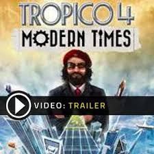 compare and buy cd key for digital download tropico 4 modern times dlc