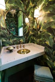 Powder Room Signs Home 15 Reasons To Love Bathroom Wallpaper