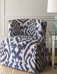 Ikat Armchair Upholstered Tub Chair Foter