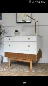 Upcycled Console Table Upcycled Retro Chest Of Drawers Home Inspiration Pinterest