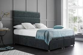 ottoman beds with mattress katie ottoman bed beds on legs