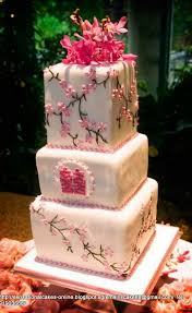 110 best cakes images on pinterest cherry blossom wedding