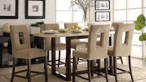 bar height dining room sets dining table bar height room kabujouhou home contemporary pub sets
