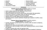 Customer Service Example Resume by Classy Design Ideas Customer Service Sample Resume 1 Unforgettable