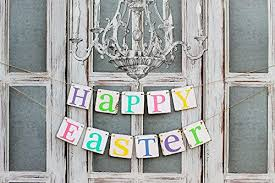 happy easter decorations easter signs happy easter banners rustic easter decorations