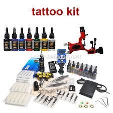 top rotary machines tattoo kit tattoo machines 7 ink hurricane